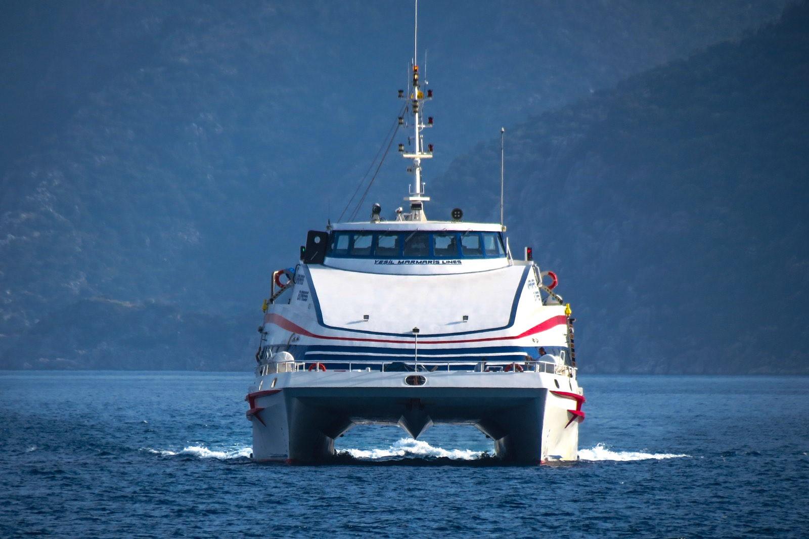 Bodrum - Kos Hızlı Katamaran Bileti (Bodrum Cruise)