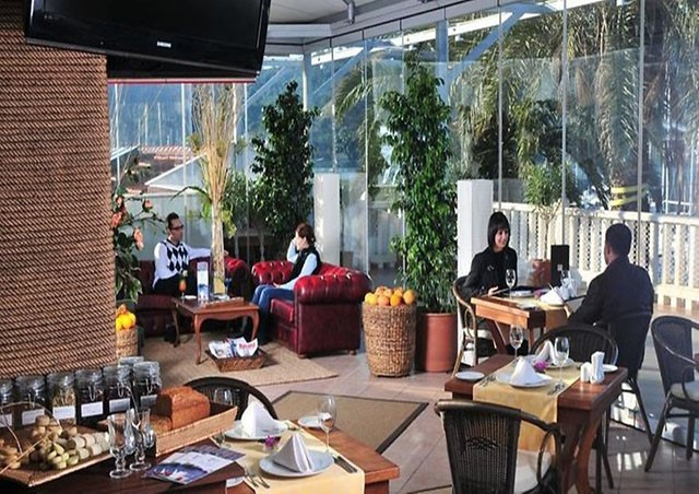 ECE SARAY MARINA RESORT HOTEL