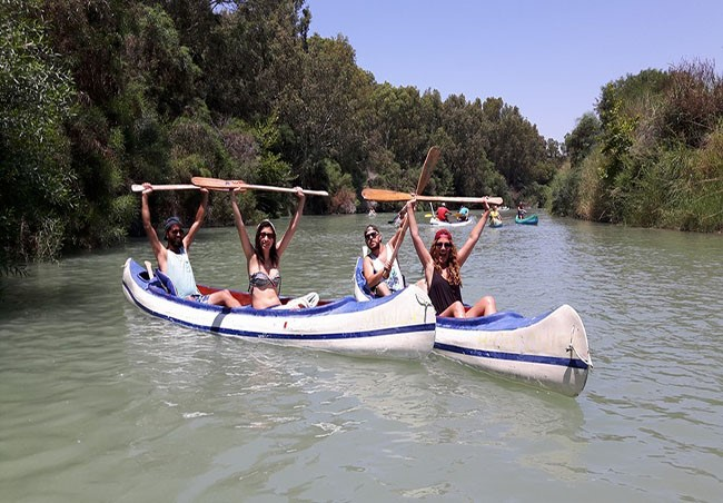 CANOEING IN PATARA NATIONAL PARK