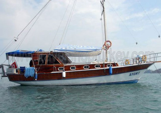 PRIVATE BOAT HIRE (2 TO 10 PERSONS)