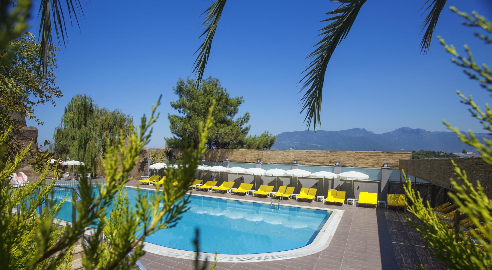 Akropol Resort & SPA Otel