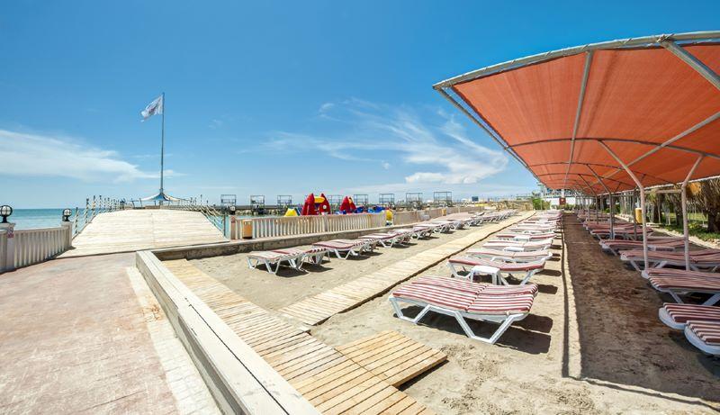 Adin Beach Otel