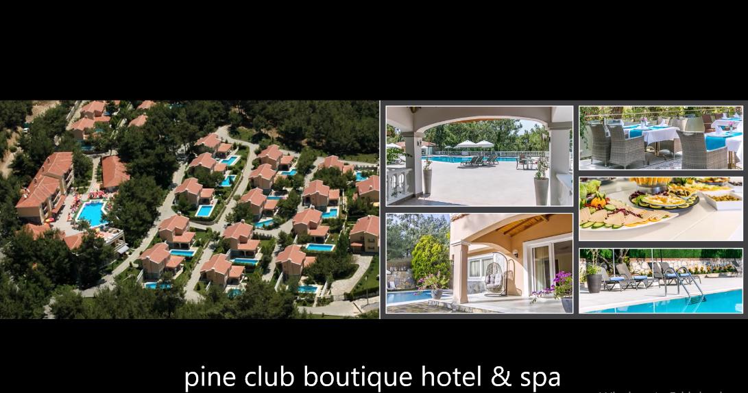 Pine Club Boutique Hotel & Spa